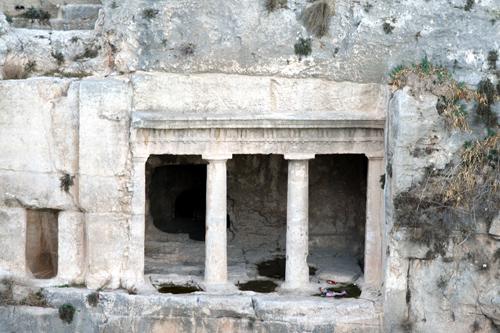 Presunta-tumba-de-Santiago-en-Jerusalem