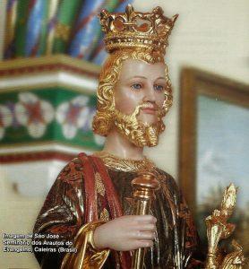El rey y el carpintero: ¡San José el Justo!