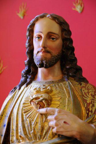 Sagrado Coração Monte Carmelo Arautos